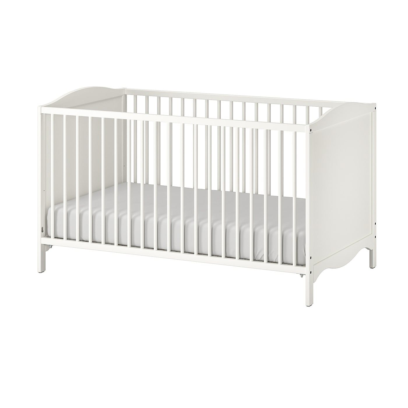 Ikea Smagora Cot In 2020 Ikea Cot Painted Beds