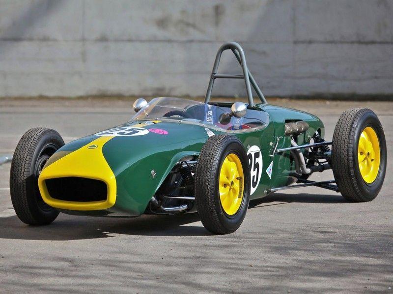 Lotus 18 1960-1961
