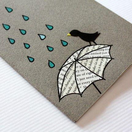 Moleskine style mini notebook