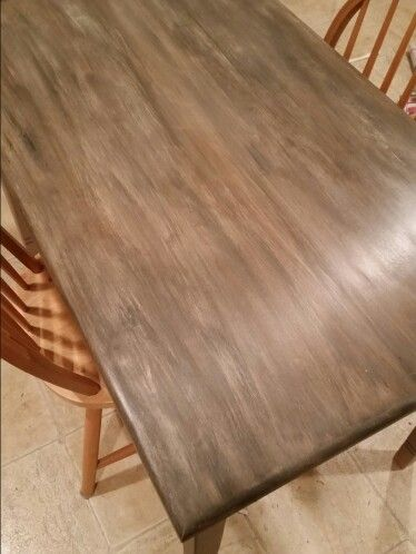 Driftwood Finish Using Annie Sloan Chalk Paint This Table