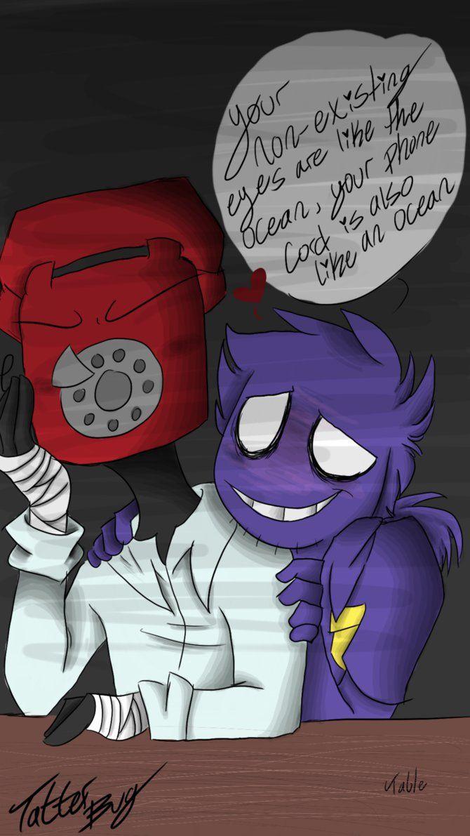 Phone guy x purple guy fanfic lemon - Vincent Phone Guy