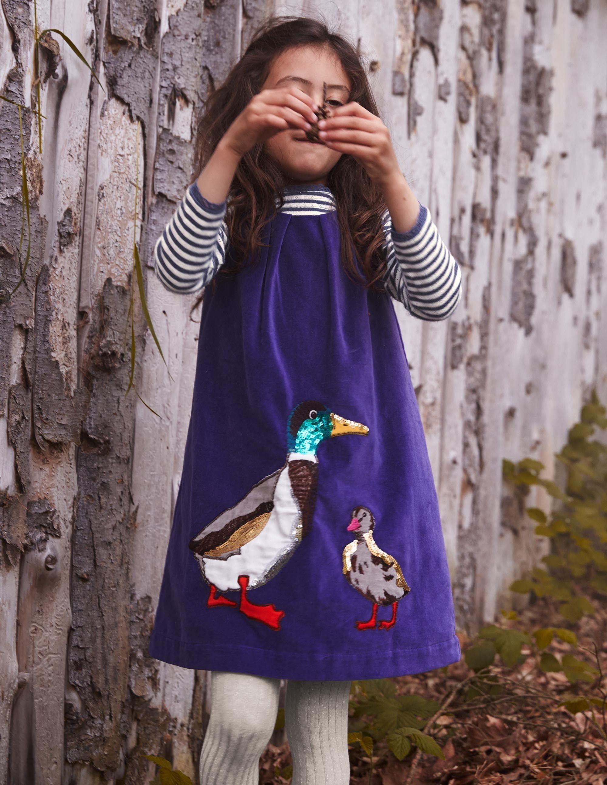 Mini Boden Velvet Applique Dress. | Mini Boden... | Pinterest