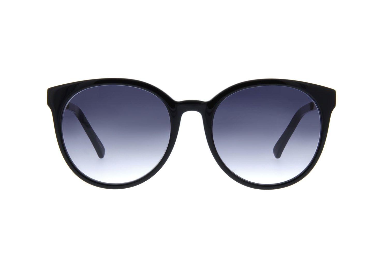 Black Premium Round Sunglasses #1132321 | Zenni Optical Eyeglasses