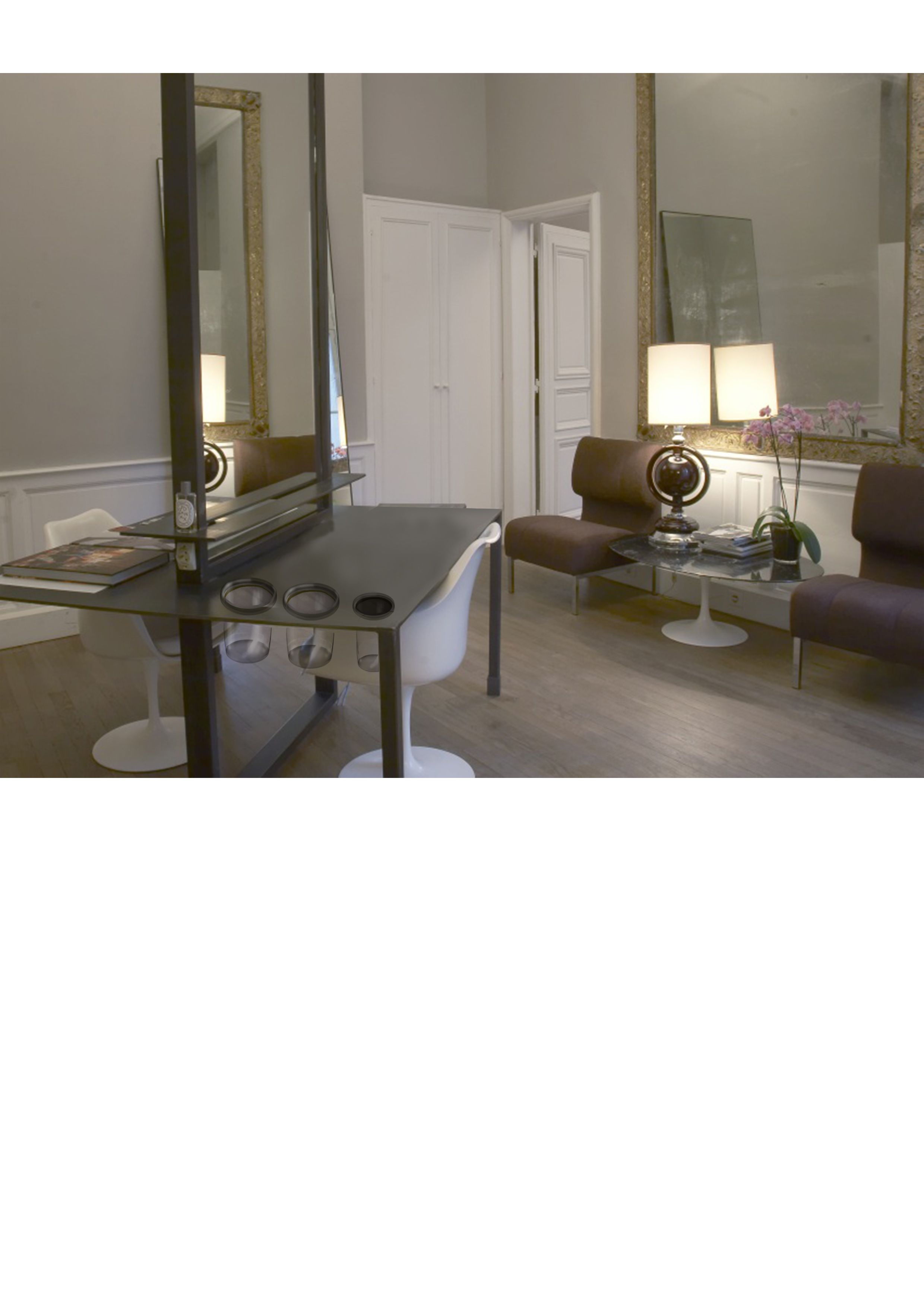 Salon David Mallett Pin By Dean Eidinger On Project Sberlo Home Hair Salons Home