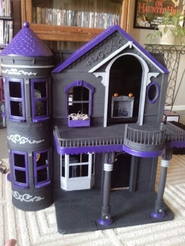 FROM DREAM HOUSE TO NIGHTMARE HOUSE   THE DIY HAUNTED DOLLHOUSE         What you need:   A dollhouse   Spray paint   Acrylic paint   Access... #haunteddollhouse FROM DREAM HOUSE TO NIGHTMARE HOUSE   THE DIY HAUNTED DOLLHOUSE         What you need:   A dollhouse   Spray paint   Acrylic paint   Access... #haunteddollhouse FROM DREAM HOUSE TO NIGHTMARE HOUSE   THE DIY HAUNTED DOLLHOUSE         What you need:   A dollhouse   Spray paint   Acrylic paint   Access... #haunteddollhouse FROM DREAM HOUSE #haunteddollhouse