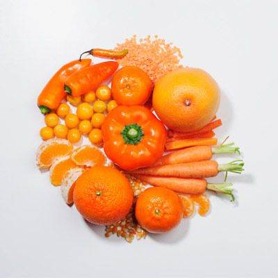 Orange Vegetables And Fruits 12 Foods to Add to You...
