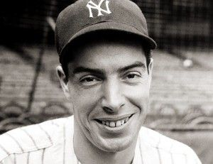 Image result for baseball's joe dimaggio in 1999