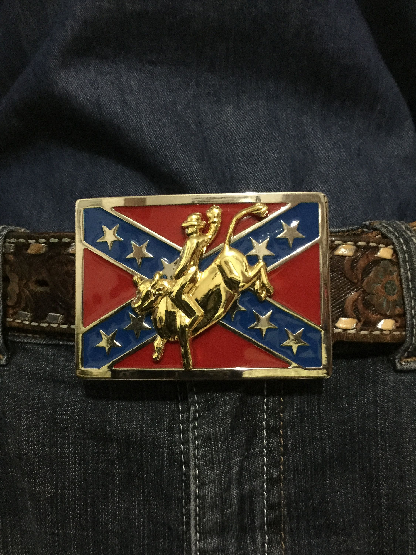 Men Belt Buckles Clothing Wstern Bull riding belt buckle