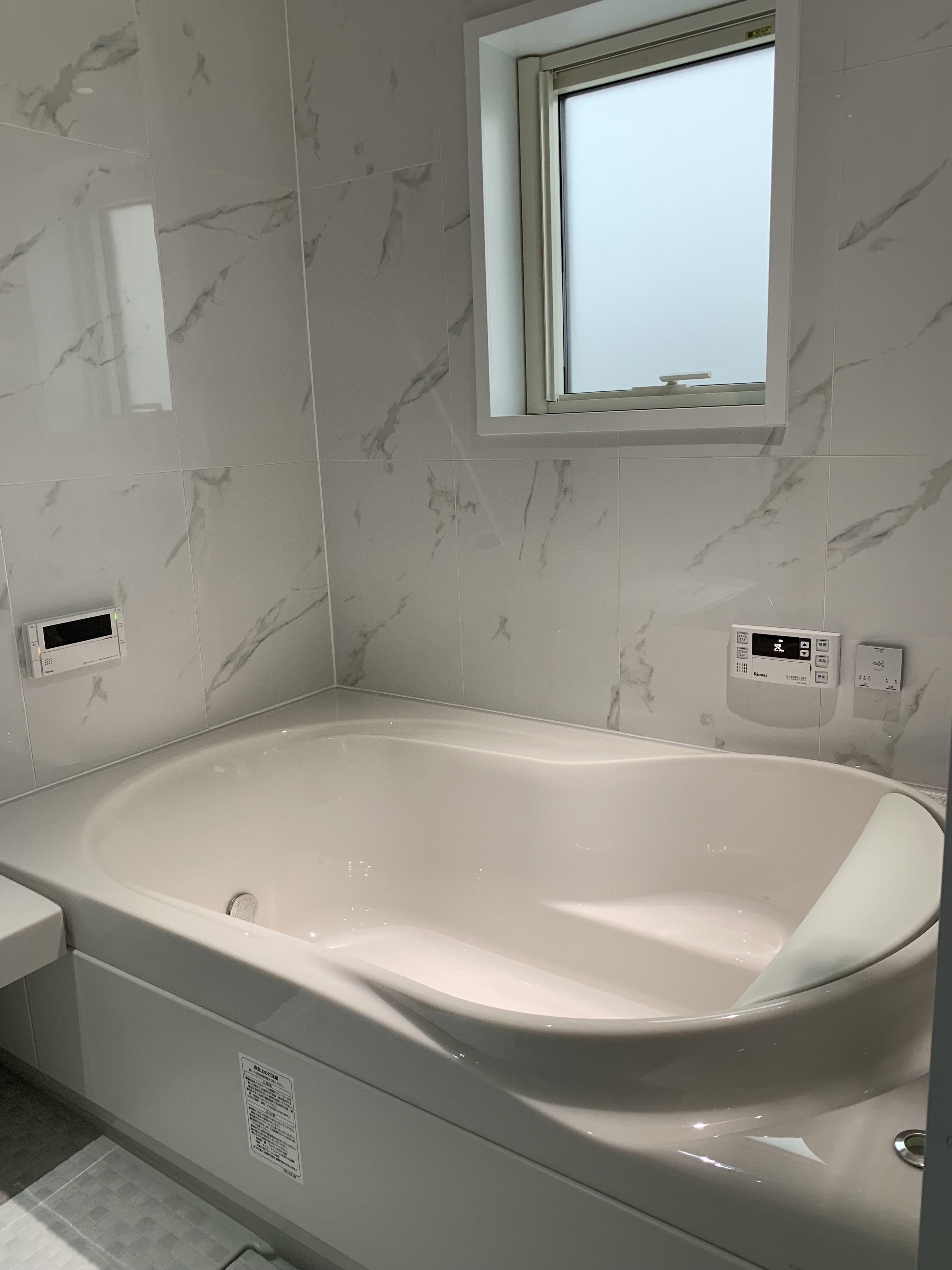 Lixil スパージュ ブライトマーブルホワイト リフォーム バスルーム