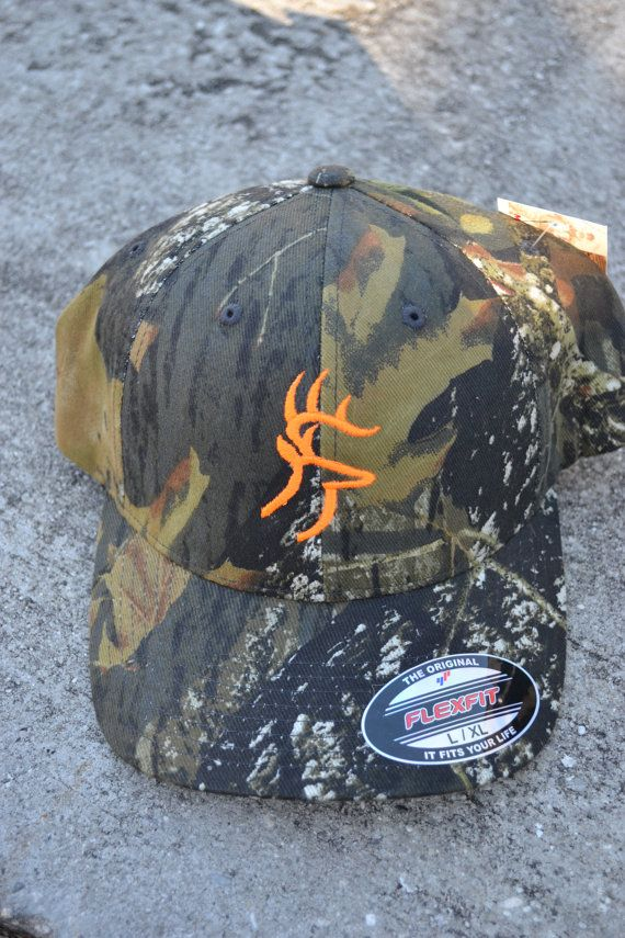 a4278542f6366 MONOGRAMMED Fitted Camo Baseball Hat Cap by embellishboutiquellc