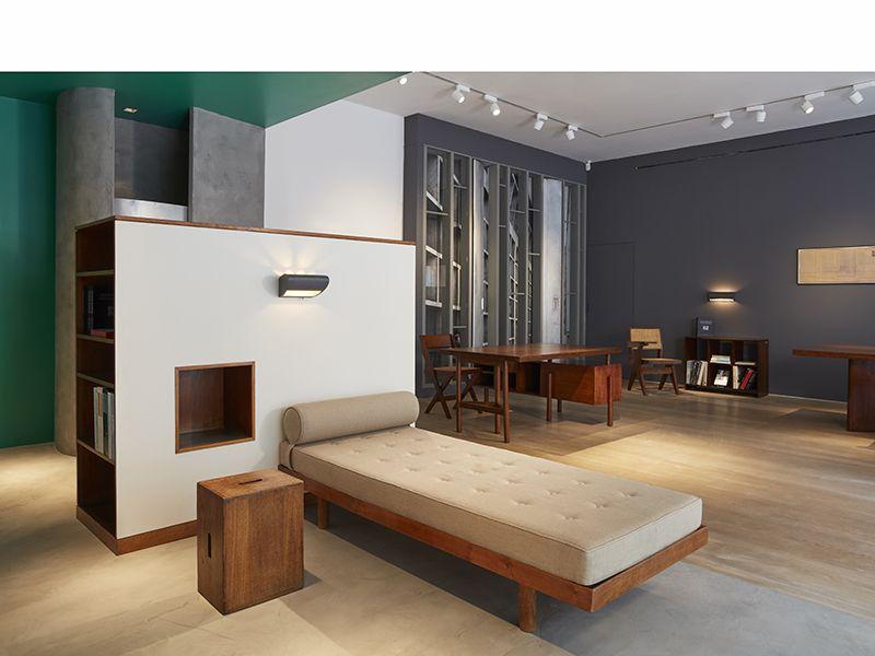 Le corbusier charlotte perriand maison du br sil paris le corbusier pierre jeanneret - Salle de bain charlotte perriand ...