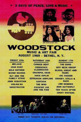 Yo Fuí A Egb Los Años 60 S Y 70 S El Movimiento Hippy Los Hippies Yofuiaegb Yo Fuí A Egb Recuerdos De Los Año Movimiento Hippie Woodstock Póster De Música