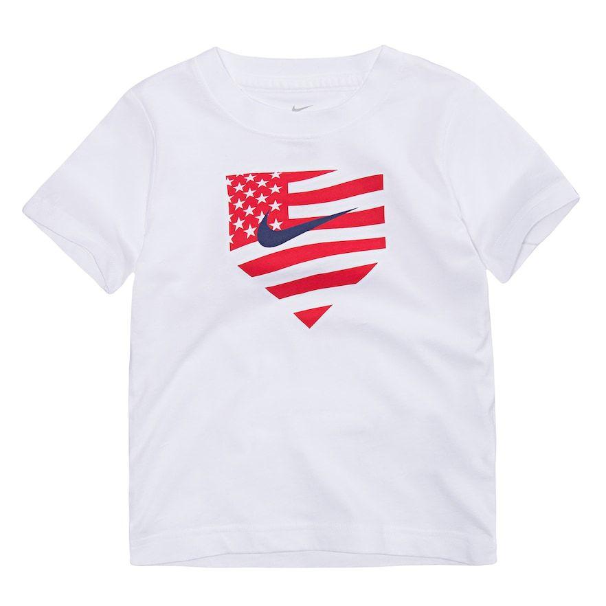 71e702bf Boys 4-7 Nike Americana Baseball Logo Graphic Tee   Products   Home ...