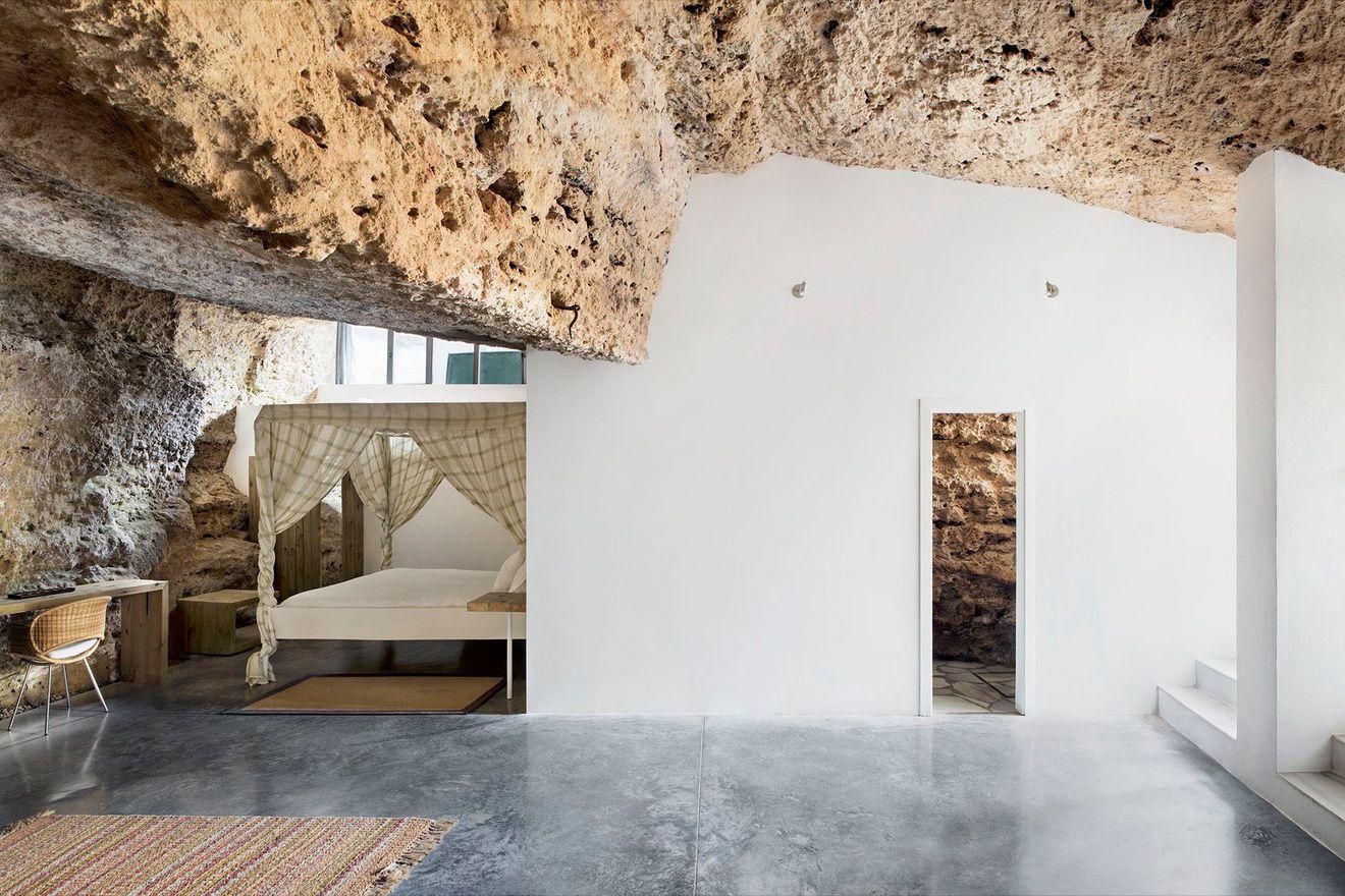 Kuća u steni- očaravajući dom na jugu Španije – Imaginarijum ...