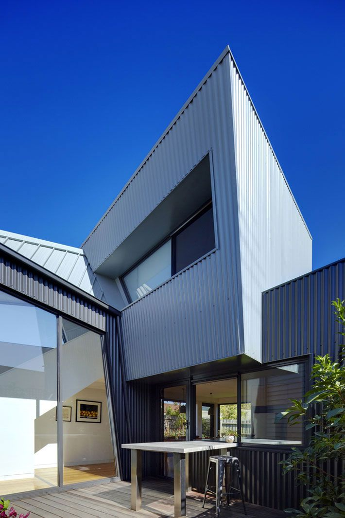 COLORBOND® Steel Street, House and Pavilion
