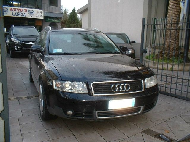 Audi A4 1 9 Tdi 6 M Full Optional Vero Affare A 6 250 Euro Station Wagon 167 000 Km Diesel 96 Kw 130 Cv 07 2004 Audi A4 Station Wagon Audi