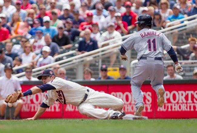 Minnesota Twins vs. Cleveland Indians MLB Pick, Odds, Prediction - 8/19/14
