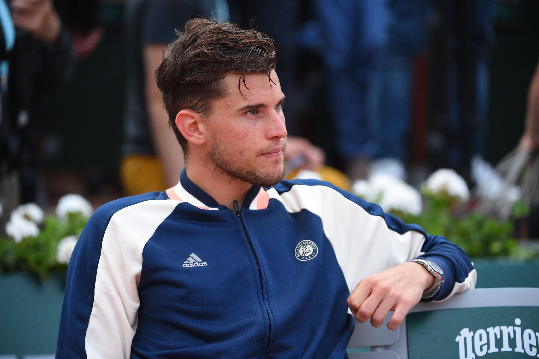 Dominic Thiem Runner-Up @RG2018 | Tennis players, Sport ...