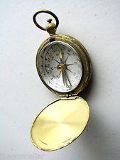 Vintage Compass Vintage Compass Pocket Compass Vintage