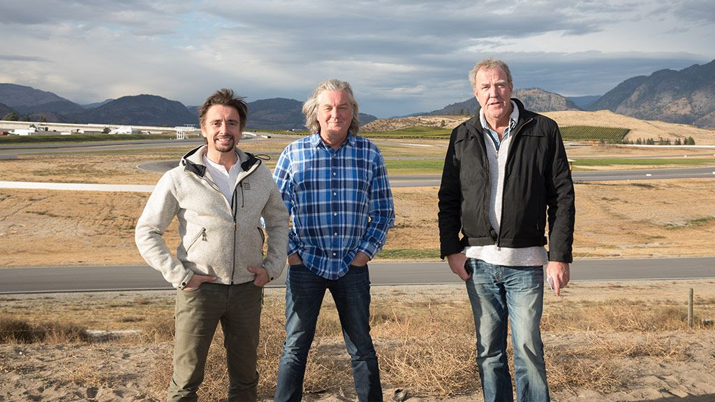 Amazon S The Grand Tour Renewed For Season 4 Ditching The Tent