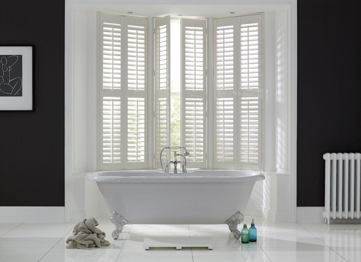 Bathroom Windows London white bathroom shutters | do pana wojtka new | pinterest