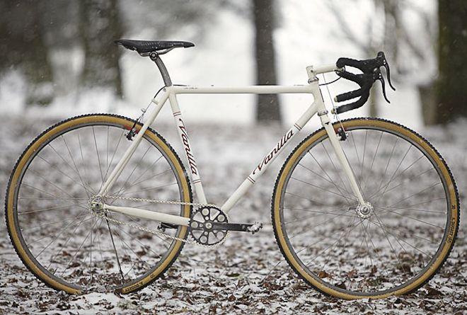 Bicycle Cyclocross Bike Handmade Framebuilder Gorgeous