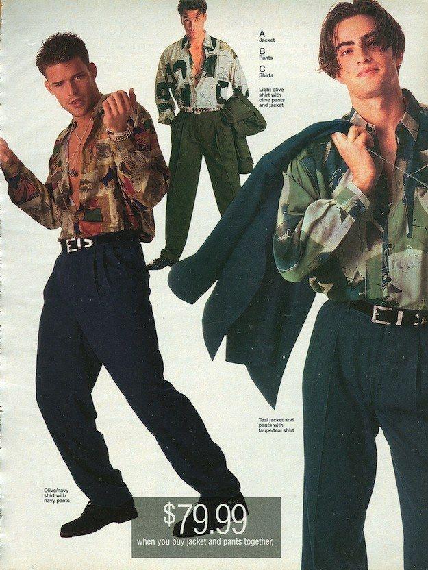 Les 21 pages les plus embarrassantes du catalogue d'automne 1993 de J.C. Penney   – outfits