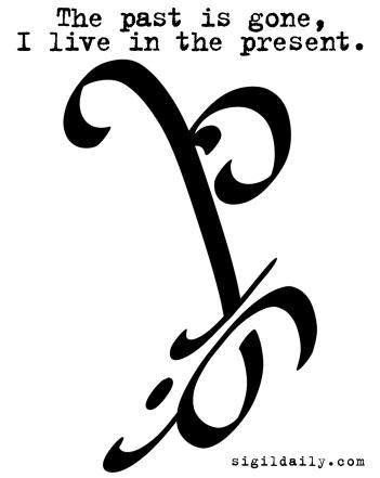 Sigil-LiveInThePresent | Magick | Symbolic tattoos, Wiccan