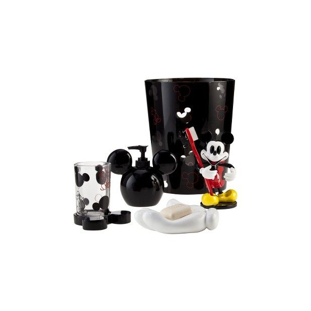 mickey bathroom accessories i wish target was still selling these