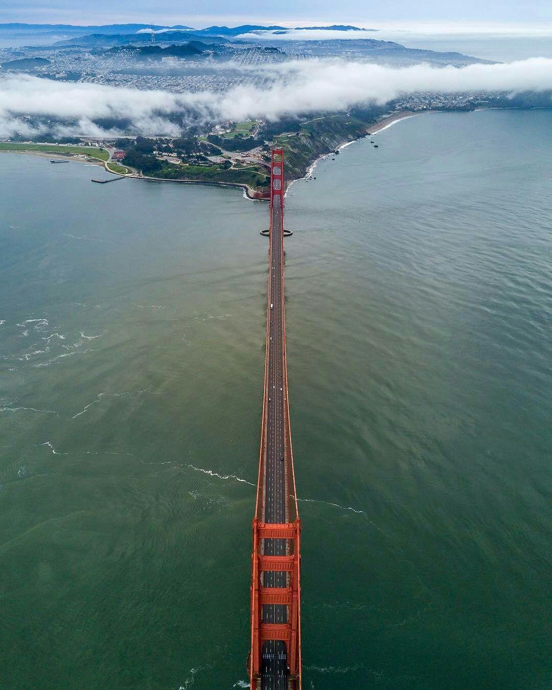 Golden Gate Bridge by Cliff Wang