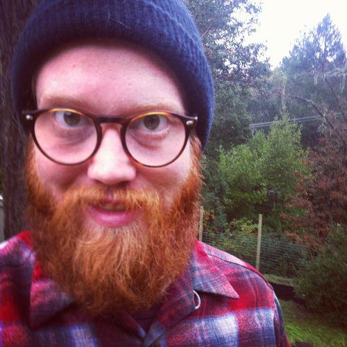 Redhead Male with Beard - Google Search