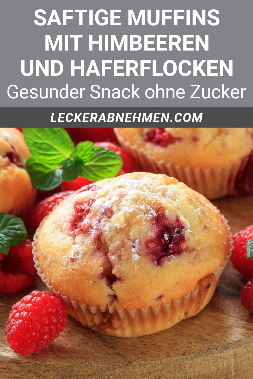 Gesundes Muffins Rezept - Einfach, saftig und schnell gemacht