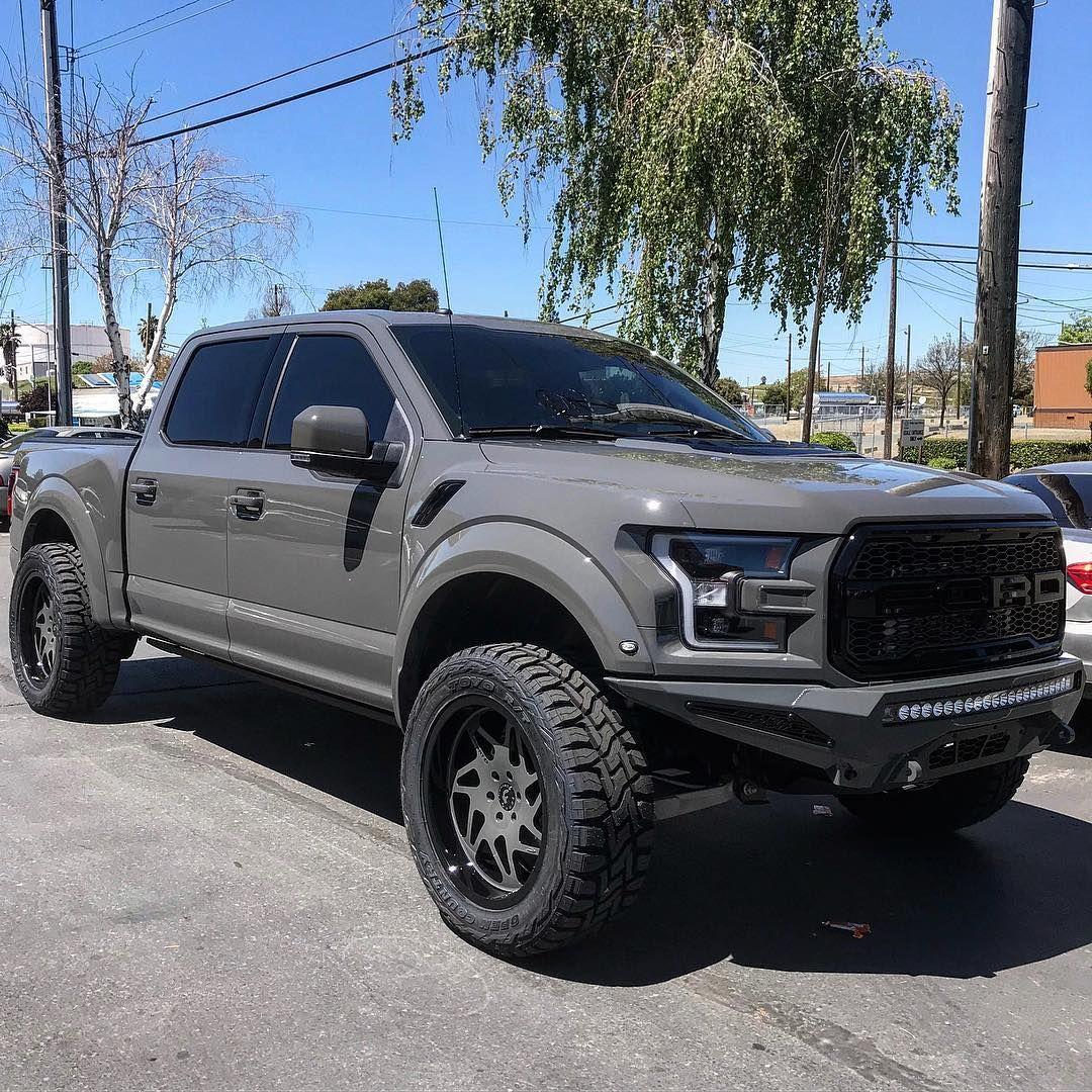 Ford Raptor On 22 Terraseries Forgiato Wheels By Dealsonwheelsjuan Ford Trucks Pickup Trucks Ford Trucks F150