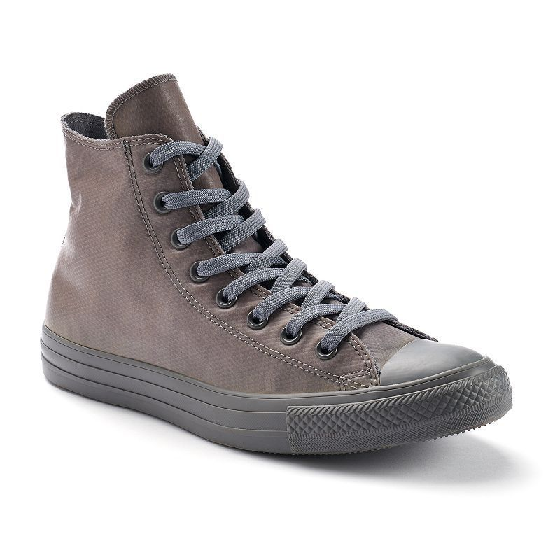 b46a3b59798 Men s Converse Chuck Taylor All Star Water-Repellent Rubber High-Top  Sneakers
