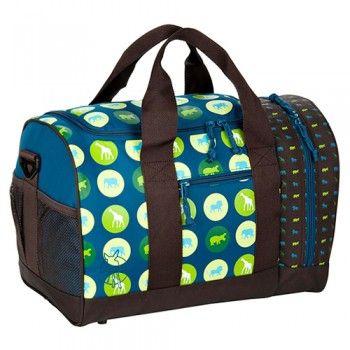 Lassig Little Boys Blue Savannah Additional Strap Mini Sports Bag