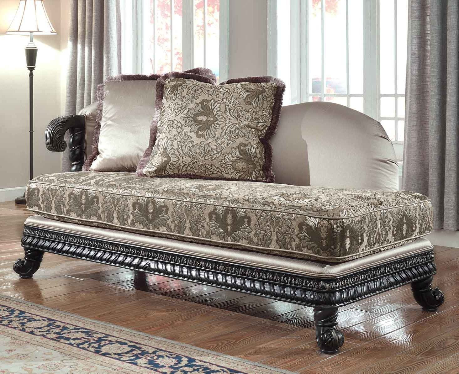 Meridian Furniture USA Florence Chaise Lounge