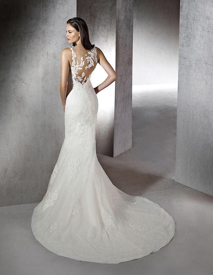 zenia, wedding dress #rosaygris | st patrick - bridal 2016