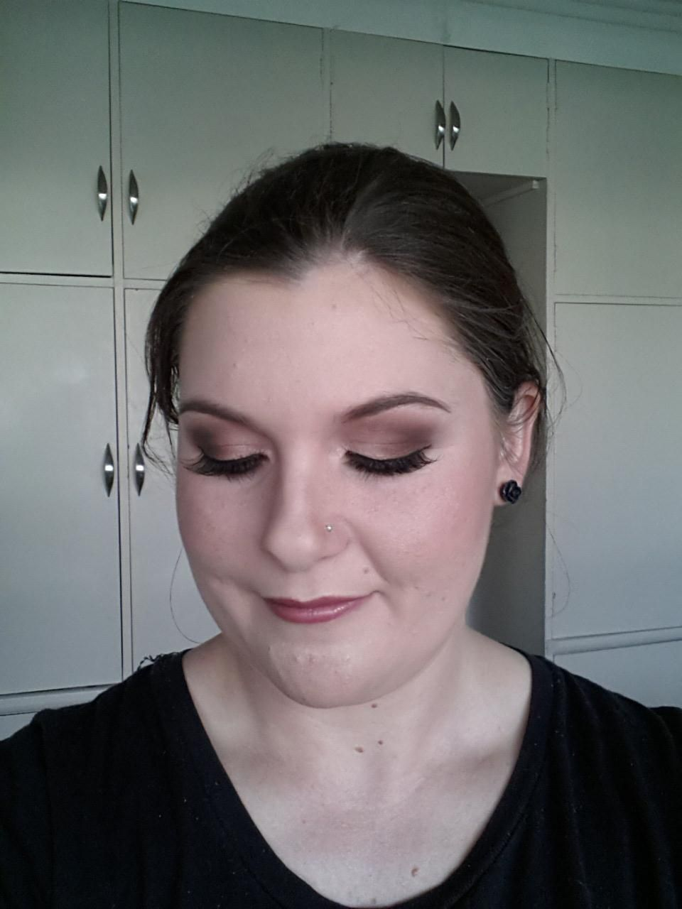 My makeup trial by janet rowe in nz wedding planning pinterest