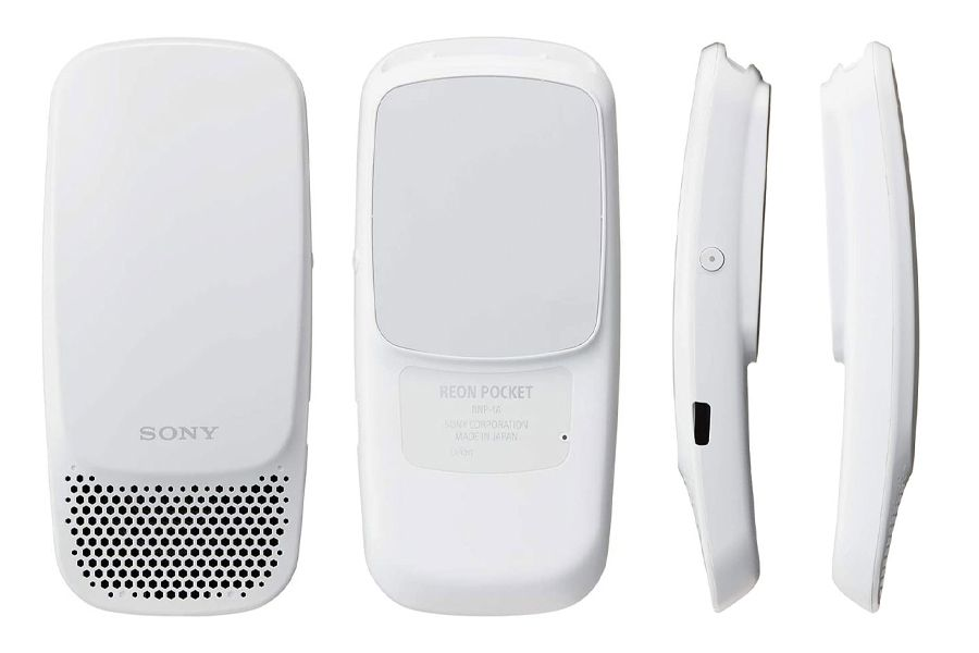 Sony REON Puts an Air Conditioner in Your Pocket   Man of Many