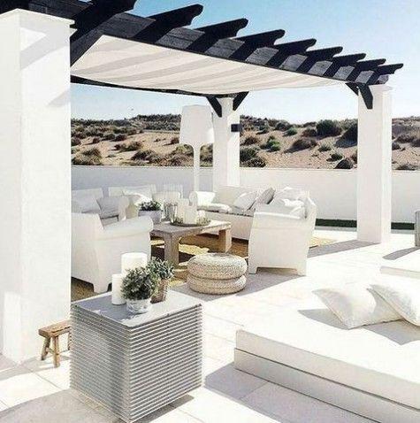 40 Mediterranean Terrace And Patio Decor