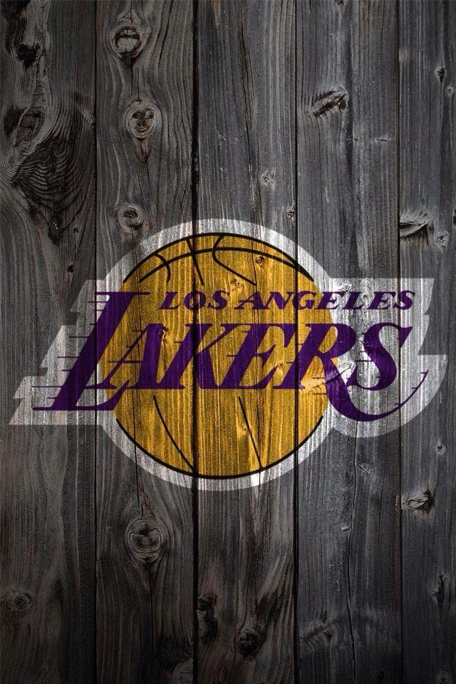 Lakers Wood Wallpaper