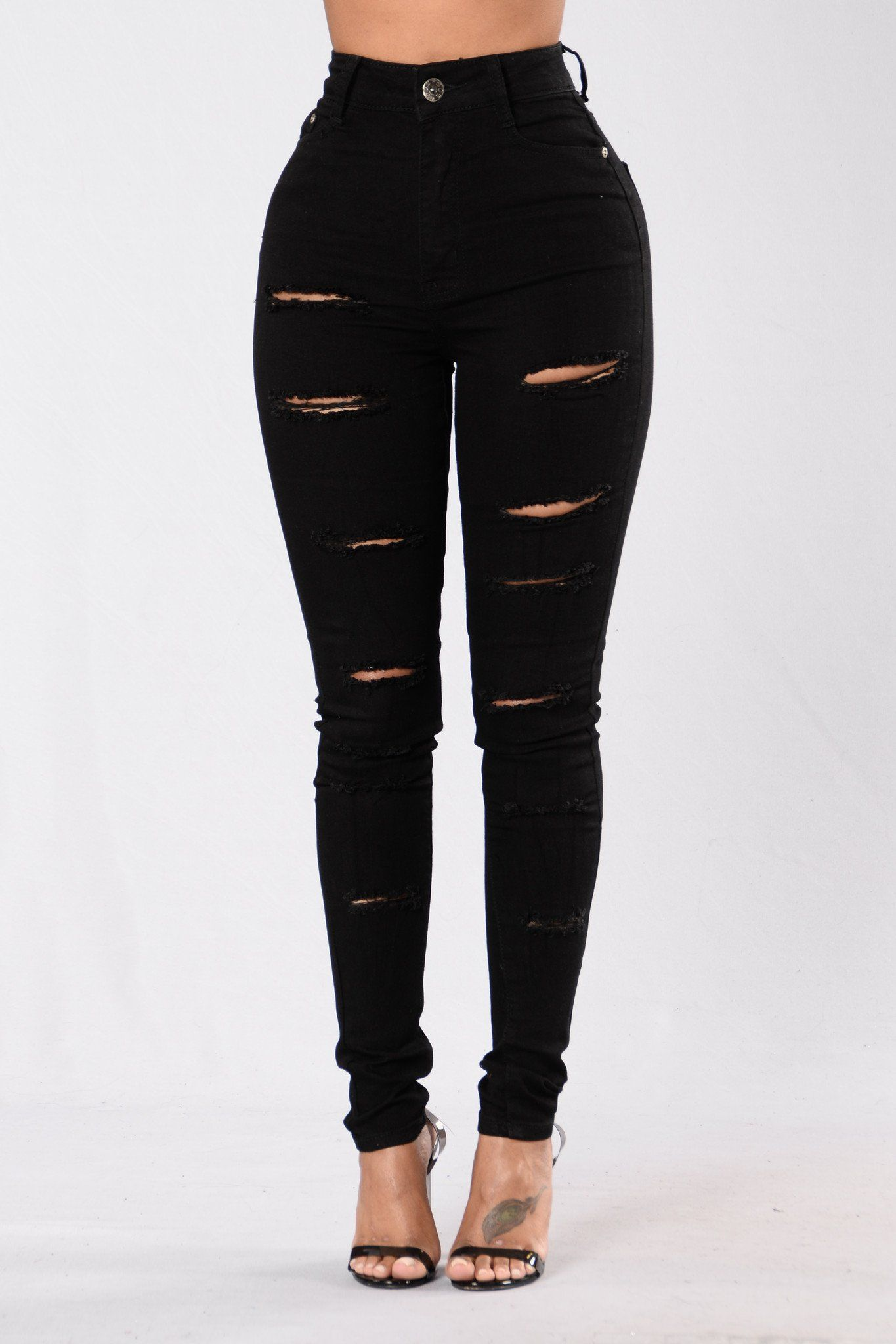 Hug So Tight Jeans Black Super Skinny Ripped Jeans Jeans Outfit Women Black Jeans