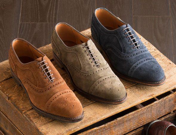 Suede | Business shoes, Dress shoes men