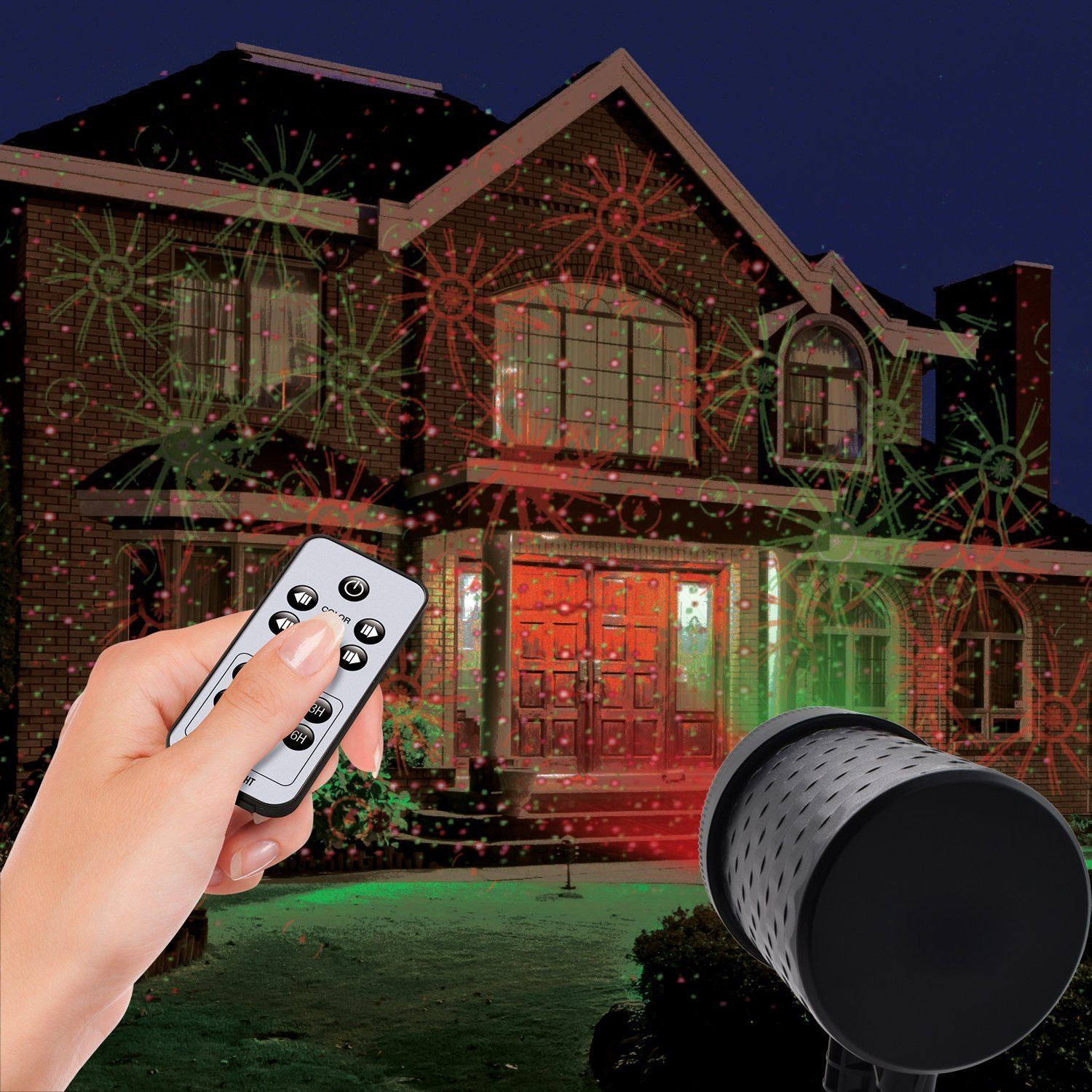 Sky Delight Holiday Waterproof Outdoor Laser Light 12 Pattern Christmas Projector Moving Lights These Be Christmas Projector Laser Lights Waterproof Outdoor
