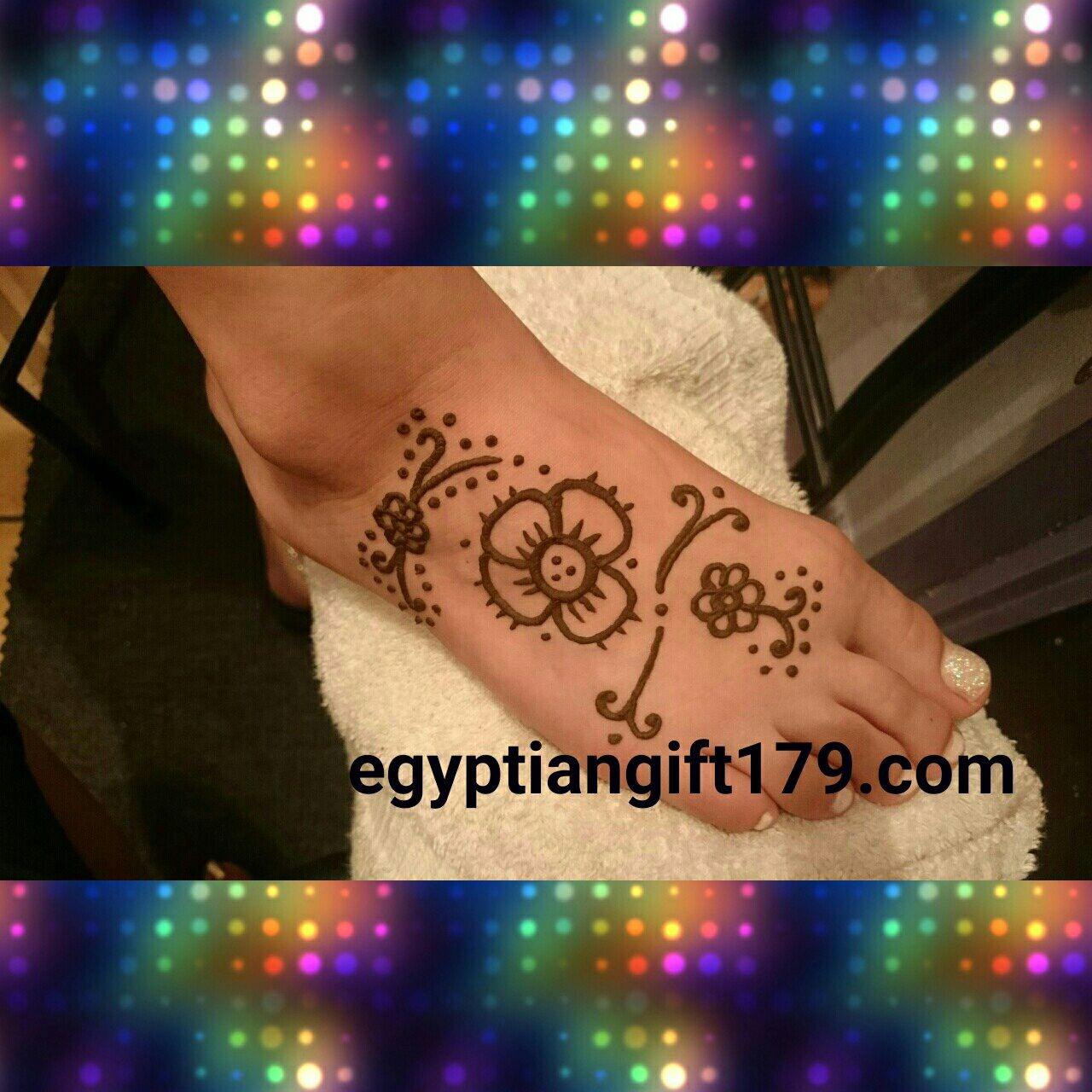 Egyptian gift corner tattoo near me henna shop tattoos