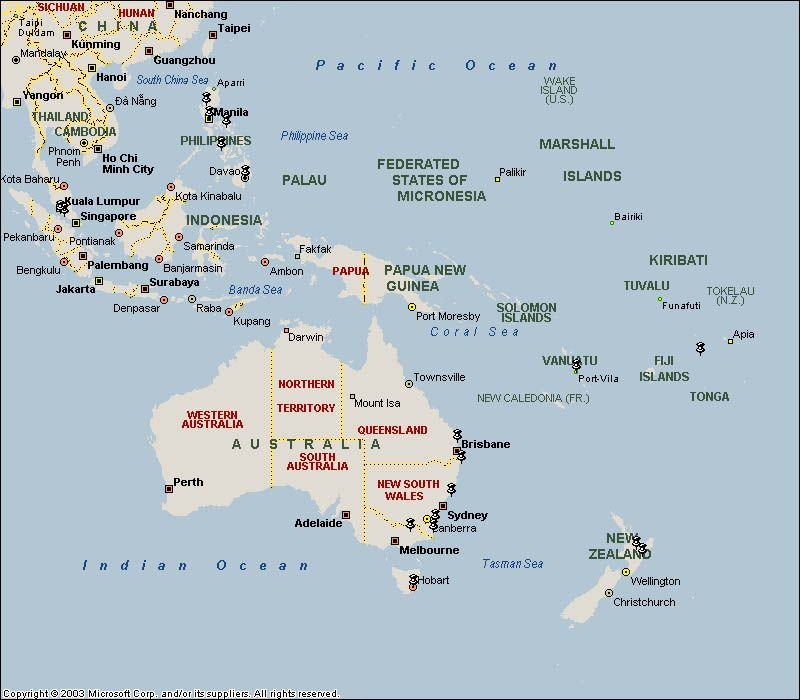 map of pacific ocean islands Yahoo Image Search results JESUS IS