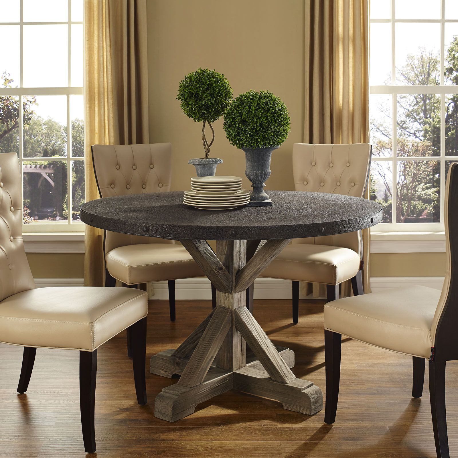 stitch wood top dining table overstock shopping great deals on