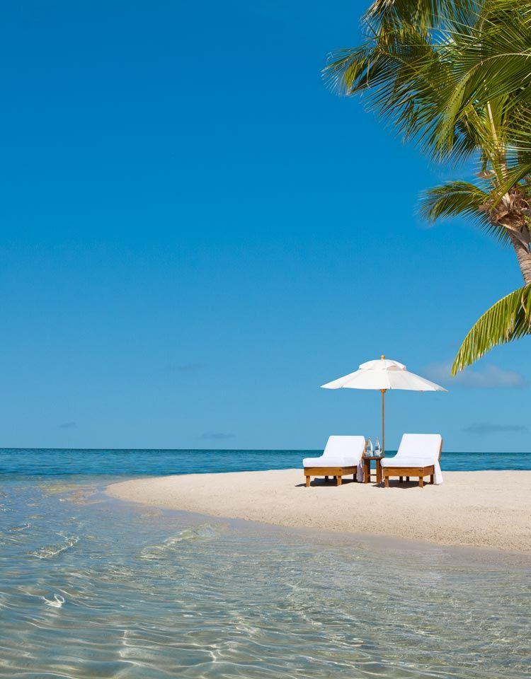 Luxury Private Island Retreat Little Palm Resort Spa