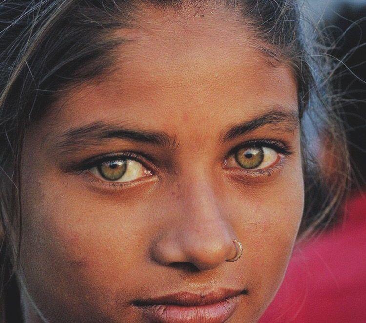 Beautiful Eyes Indian Girl Beautiful Eyes