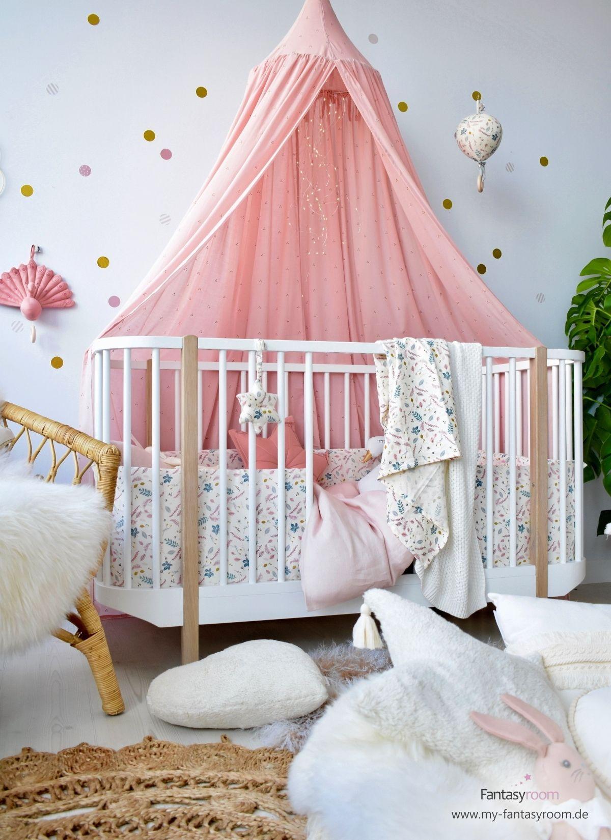 Madchen Babyzimmer In Altrosa Creme Bei Fantasyroom Online Kaufen Kleinkind Madchen Zimmer Kinderzimmer Fur Madchen Baby Zimmer Grau